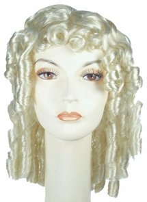New Bargain Southern Belle Wig Costume