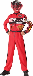 Speed Demon 2b Child Sz 8 Costume