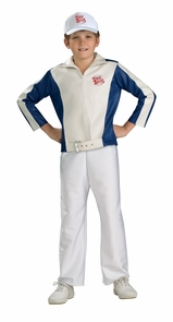 Speed Racer Dlx Child Medium Costume