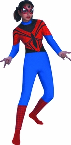 Spider Girl Size 11 To 14 Costume