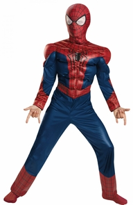 Spiderman 2 Avengers Child Md Costume