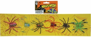 Spiders Strip Of 6 Costume
