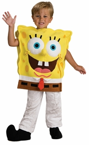 Spongebob Deluxe Toddler Costume