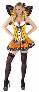 Spring Butterfly Small 6-8 Costume