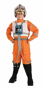 Star Wars Xwing Pilot Child Md Costume