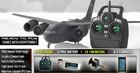 Stinger Remote Control Airplane Jet With Remote & Battery Pack