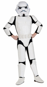 Stormtrooper Child Dlx Large Costume