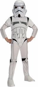 Boy's Stormtrooper Costume - Star Wars Classic Costume