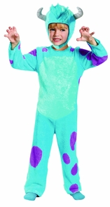 Sully Toddler Classic 4-6 Costume