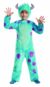 Sully Toddler Deluxe 3t-4t Costume