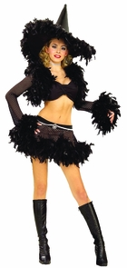 Sultry Witch Medium Large Costume