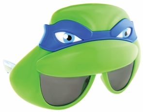 Sunstache Mnt Leonardo Glasses Costume