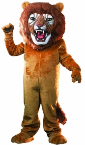 Super Lion As Pictured Costume
