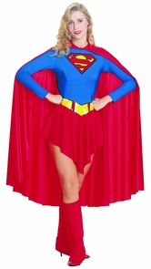 Supergirl Adult Small Costume