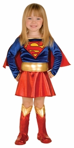 Supergirl Toddler Dlx Costume