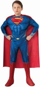 Superman Child Deluxe Large Costume