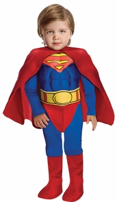 Superman Muscle Toddler Costume