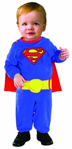 Superman Newborn 0-6 Months Costume
