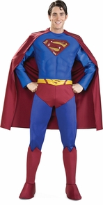 Superman Supreme Adult Lg Costume