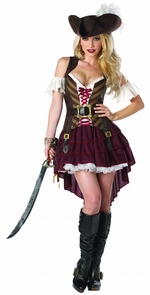Swashbuckler Women 1x2x 16-18 Costume