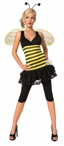Sweet As Honey Adult Ex Small Costume