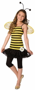 Sweet As Honey Child Small Costume