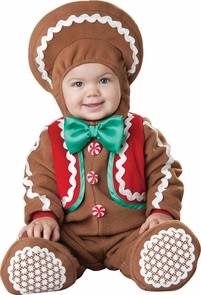 Sweet Gingerbaby 6-12mo Costume