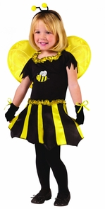 Sweetheart Bee Tot 24mth-2t Costume