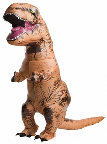 T Rex Inflatable Adult Costume