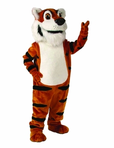 T Toby Tiger As Pictured Costume