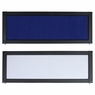 Tabletop Folding Panel Display Board Header Blue