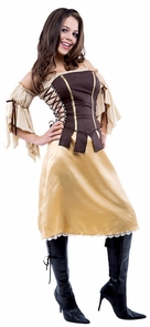 Tavern Wench Preteen 14/16 Costume