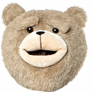 Ted 2 Head Only Costume