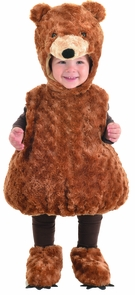Teddy Bear Toddler 18-24 Costume