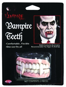 Teeth Vampire Costume