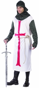 Templar Knight Adult Costume