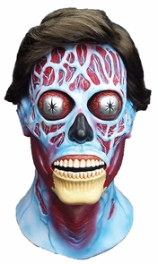 They Live Latex Mask Costume