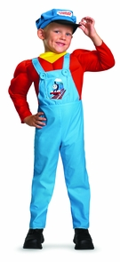 Thomas The Tank Muscle 4-6 Costume