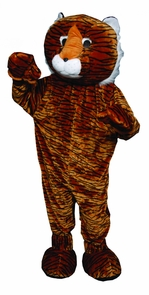 Tiger Mascot Adult One Size Costume