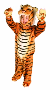 Tiger Plush Sz Large 2-4t Costume