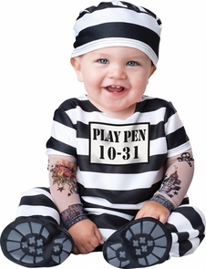 Time Out Toddler 6-12m Costume