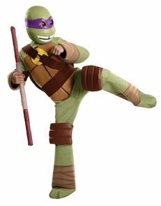 Tmnt Donatello Delx Child Lg Costume