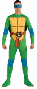 Men's Leonardo Costume - Ninja Turtles Costume
