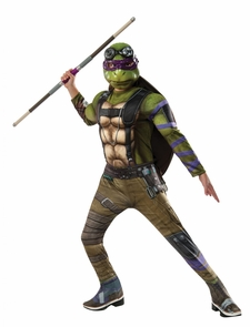 Boy's Deluxe Donatello Costume - Ninja Turtles Costume