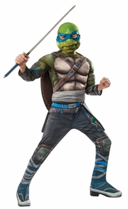 Tmnt2 Leonardo Child Small Costume