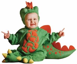 Tom Arma Dino Web 12-18 Month Costume