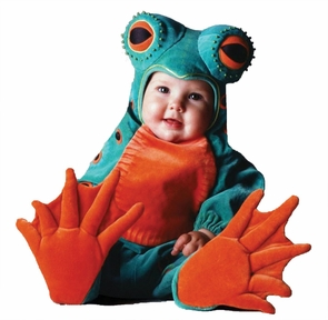 Tom Arma Frog 4t-5tod Costume