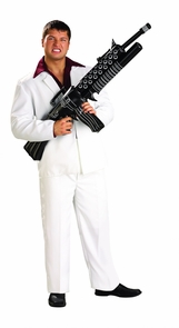 Tony Montana Inflatable Weapon Costume