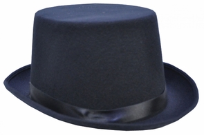 Top Hat Felt Deluxe Medium Costume