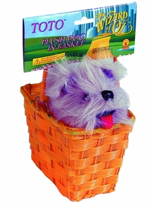 Toto In Basket Costume